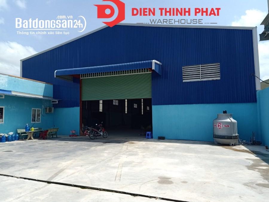 Cho thuê kho xưởng đường Liên Khu 5 6 quận Bình Tân (300m_10x30) giá 19tr