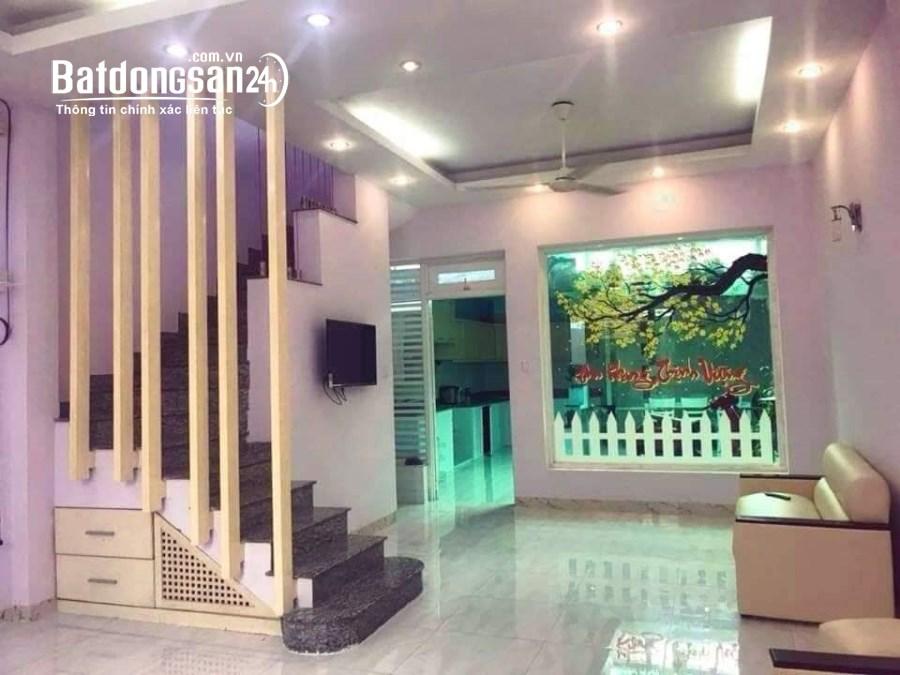 CỰC HOT - BIỆT THỰ SÂN NHÀ - HXH - Lê Quang Định 100m2 - 4 tầng – 7  tỷ