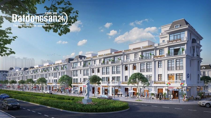 Bán căn liền kề Hoa Hồng HH1 giá 3,6 tỷ - Vinhomes Star City, Thanh Hóa