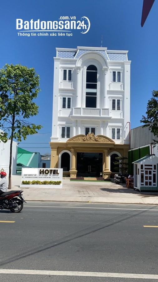 Bán Condotel, khách sạn Đường Nam Sông Hậu, Xã Trần Đề, Huyện Trần Đề