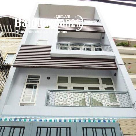 Bán nhà Tân Phú đường Đỗ Thừa Luông 5x10,5m BTCT, hẻm xe 16 chỗ, đã hoàn công.