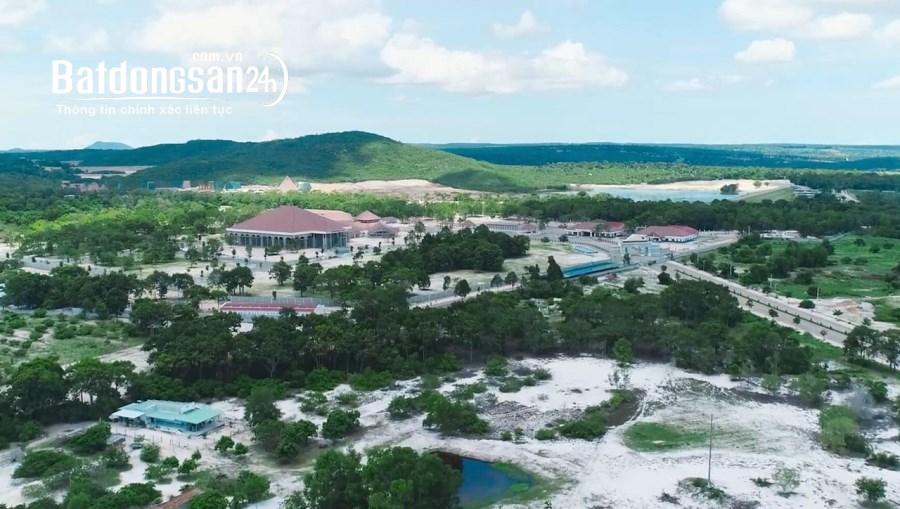 Bán đất Bình Thuận sổ đỏ sẵn, tiềm năng sinh lời cao, gần KDL Safari 3300ha
