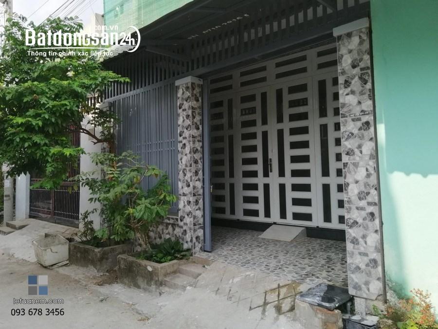 Bán nhà trệt lầu KDC Dầu Khí, quận Bình Thủy - 2.4 tỷ