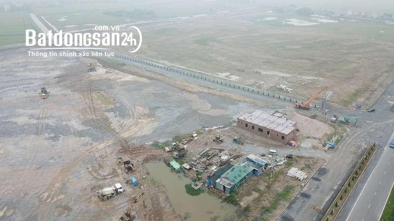 Đất cụm công nghiệp  Nam Định làm được xi mạ