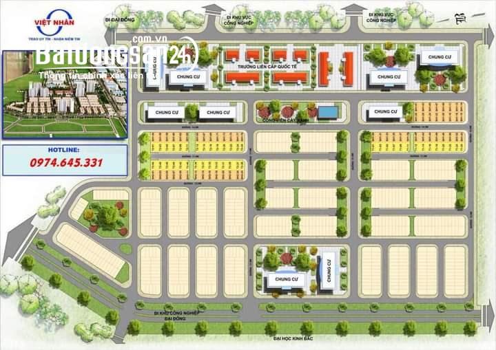 Nhà 4 tầng giáp dân cư đông đúc, cửa ngõ 3 khu công nghiệp lớn Vsip, đại đồng...