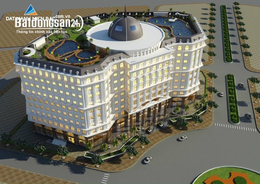 Bán đất nền sổ đỏ 140m2 tại Phường Đồng Kỵ, thị xã Từ Sơn giá 3.4 tỷ