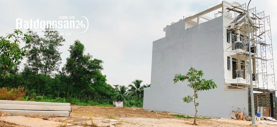Mở bán 11 nền đất KDC Hai Thành Cty, nằm ngay MT Trần Văn Giàu, TP HCM
