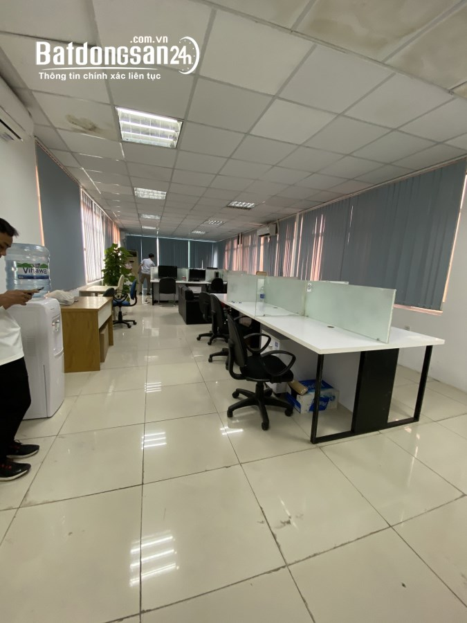 Văn Phòng Quận 3 cho thuê diện tích từ 30 – 90m2 đường Võ Văn Tần, Phường 5