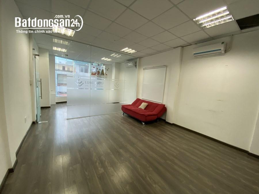 Cần cho thuê Văn Phòng Quận 3 diện tích 90m2 chỉ với 24tr tại đường Võ Văn Tần