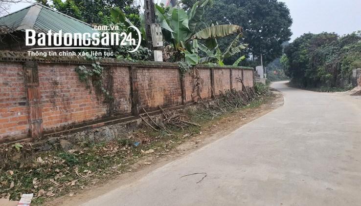Bán đất Lương sơn, 3600m2 bám đường bê tông liên xã Hoà Sơn, giá rẻ đầu tư