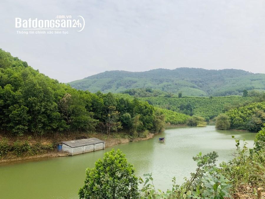 Bán đất làm resort , nghỉ dưỡng tại thị trấn Bo - Kim Bôi - Hòa Bình