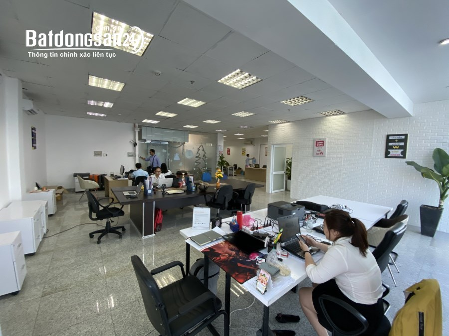 Văn phòng cho thuê Quận 3 diện tích từ 20m2 – 135m2 tại đường Cách Mạng Tháng 8