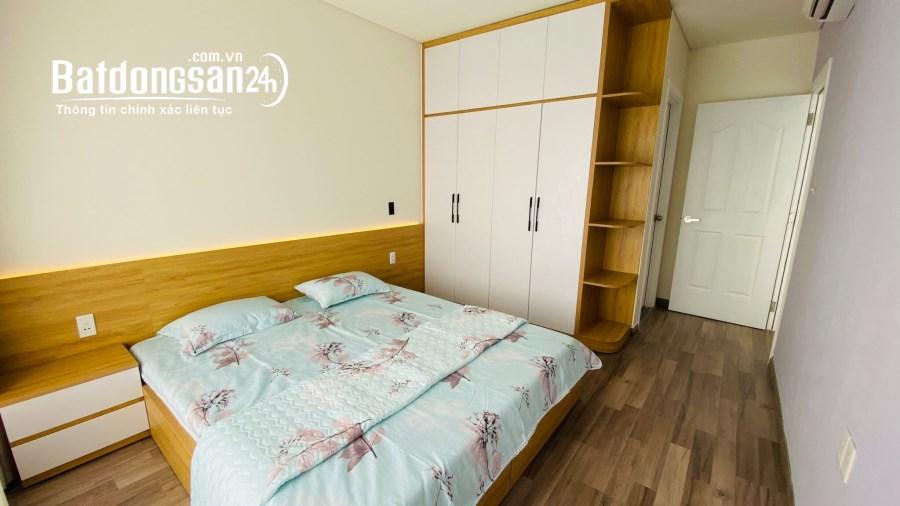 Cho thuê căn hộ Monarchy,  2 phòng ngủ, nội thất cơ bản/full nội thất