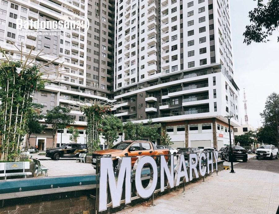 Bán căn hộ  Monarchy, tầng cao, view công viên châu Á