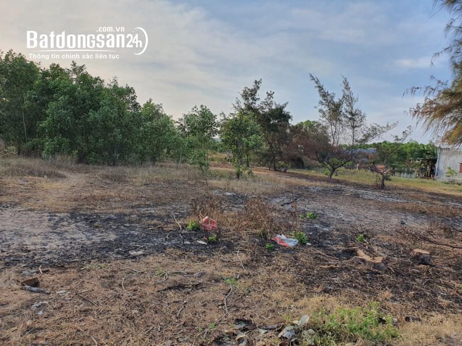 Bán 2.4 sào đất Tân Phước, thị xã LaGi chưa qua đầu tư