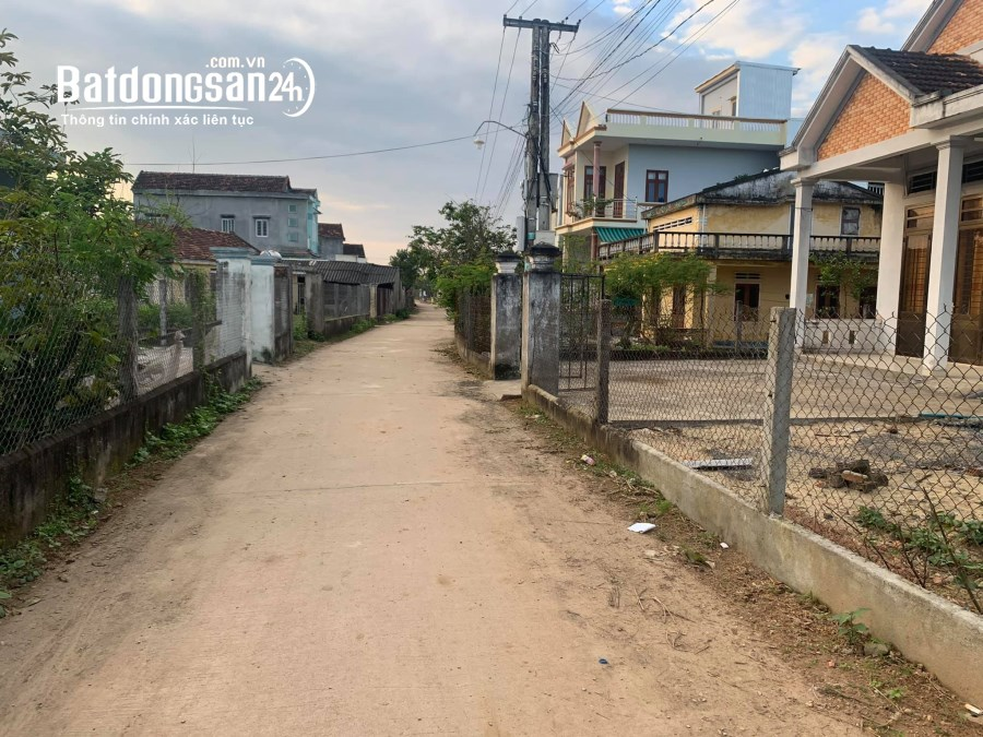 7 Lô đất hẻm ô tô, Phong Niên Hạ