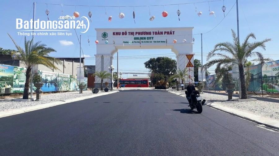 Bán Bất động sản Đường ĐT 741, Xã Chánh Phú Hòa, Thị xã Bến Cát