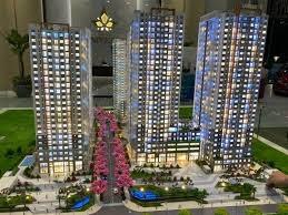 Mở bán chung cư cao cấp Hưng Thịnh - Mặt tiền xa lộ Hà Nội - Giá 2 tỷ 3