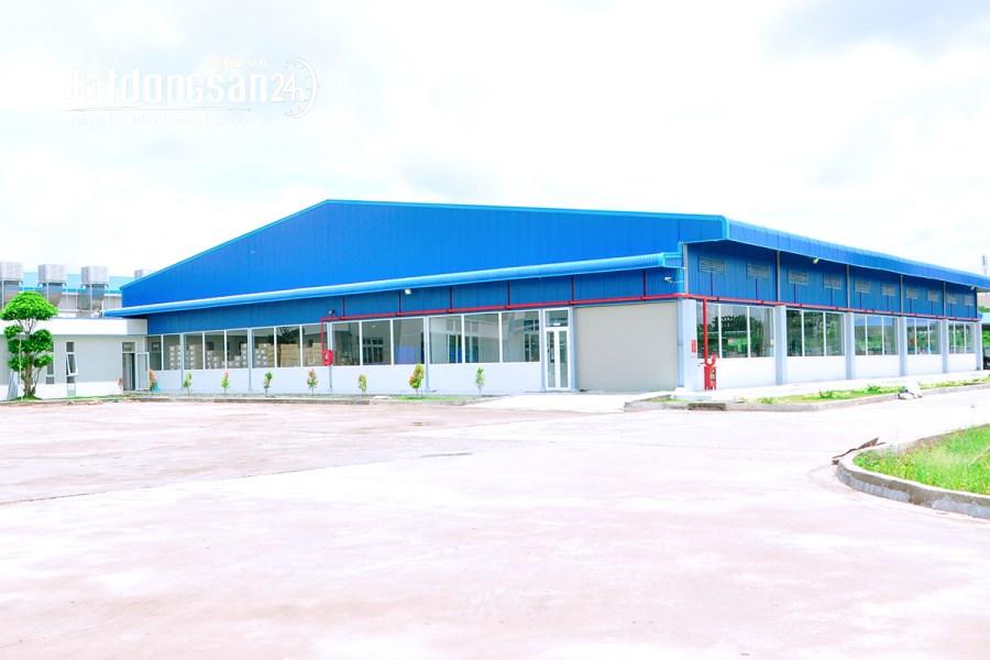 Sang nhượng gấp nhà xưởng KCN Đồng Văn Hà Nam