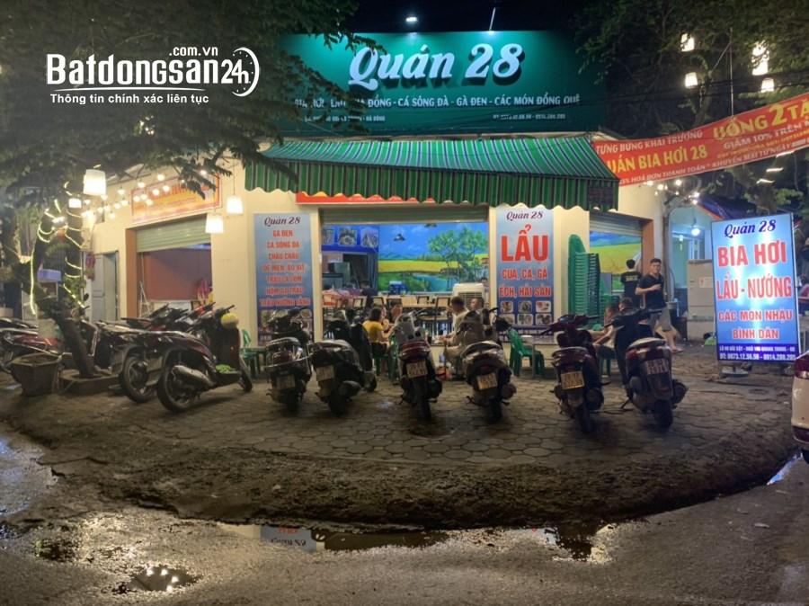Cần Sang nhượng gấp quán Bia Hơi Lẩu Nướng 28 ngõ 195 Quang Trung,Hà Đông Hà Nội
