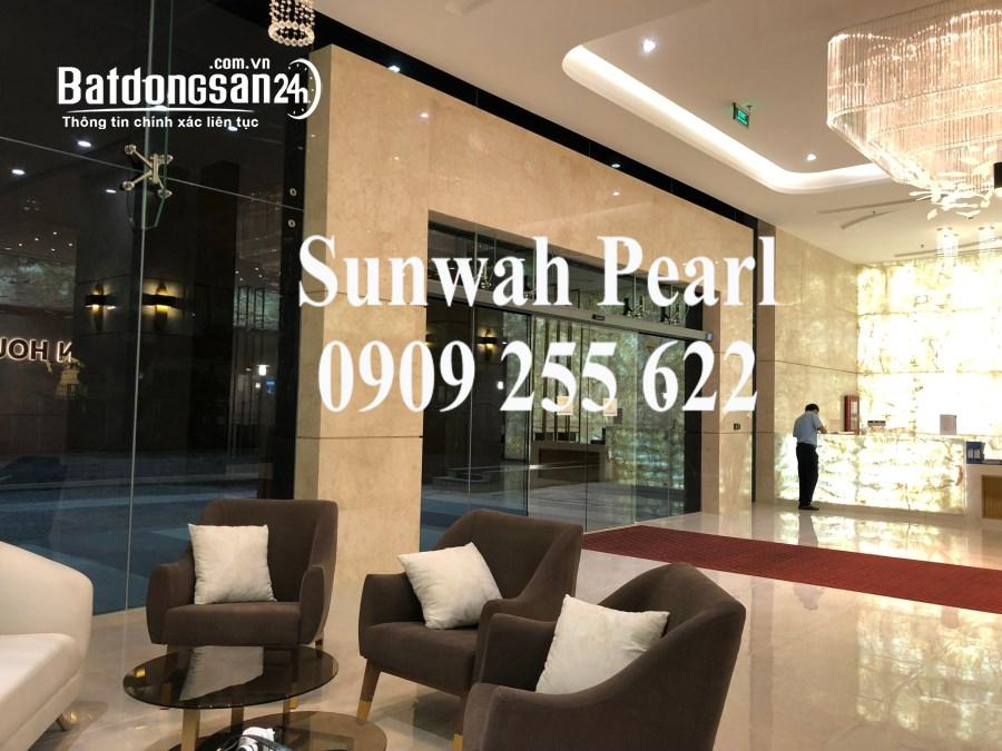 Căn hộ Sunwah Pearl - Silver House, 1PN_56m2 giá chỉ 14 triệu, nội thất cơ bản.