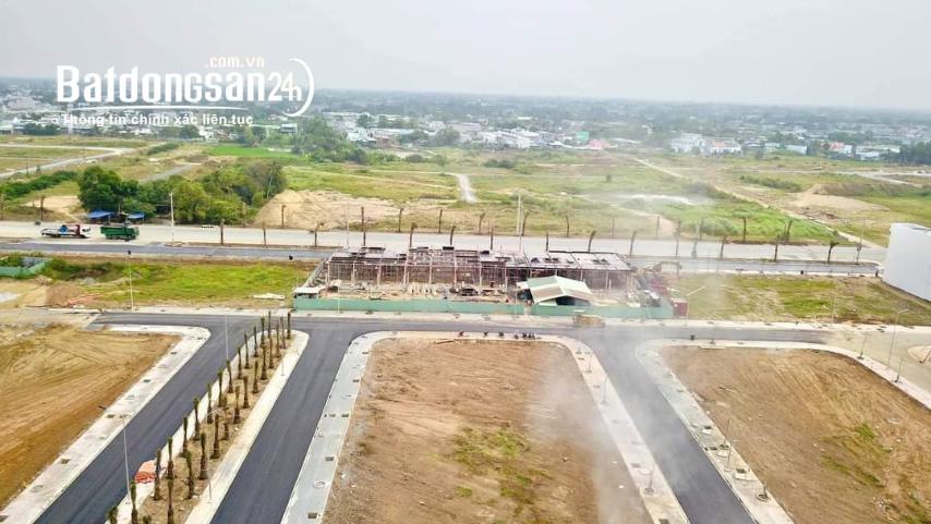 Bán đất nền phân lô The Sol City, Đường Đoàn Nguyễn Tuấn, Huyện Cần Giuộc