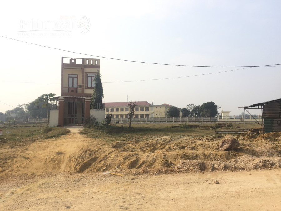 Bán đất nền phân lô Xã Quảng Minh, TP Sầm Sơn