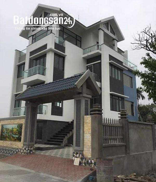 Cần bán biệt thự diện tích 505.6m2 hẻm ô tô đường Trần Phú phường 5