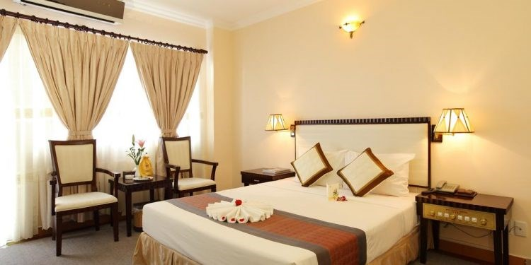 Cho thuê khách sạn 42 Phòng Bãi Sau Phường 2, Tp Vũng Tầu