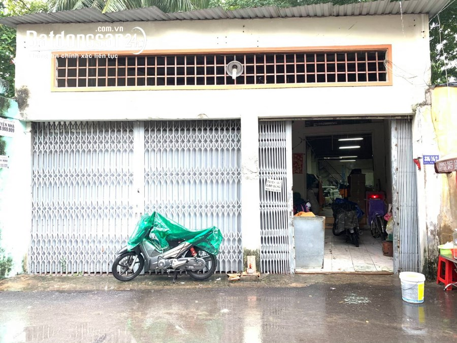 Cần cho thuê kho diện tích: 300m 2 đường Nguyễn Văn Luông, Quận 6