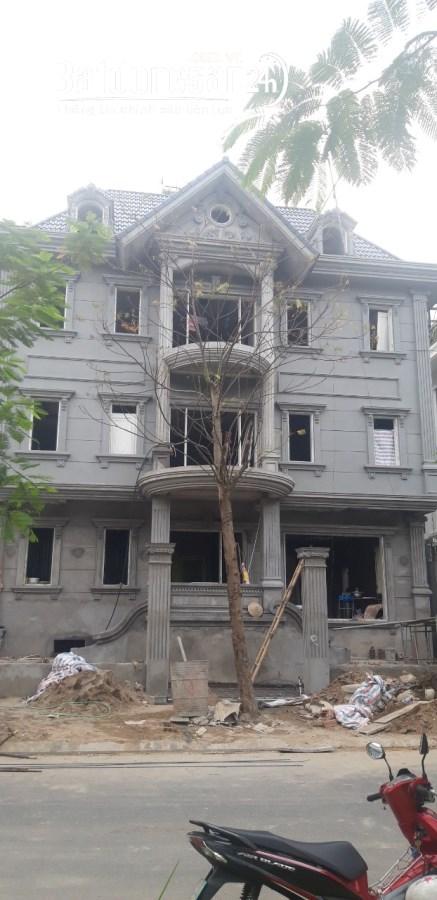 Bán biệt thự k-6 diện tích 330-400m2 tại khu đô thị ciputra … giá 131 triệu/m2