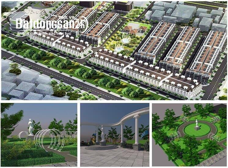 Bán biệt thự, villas Happy Land 1-5 Đông Anh, Đường 3, Huyện Đông Anh