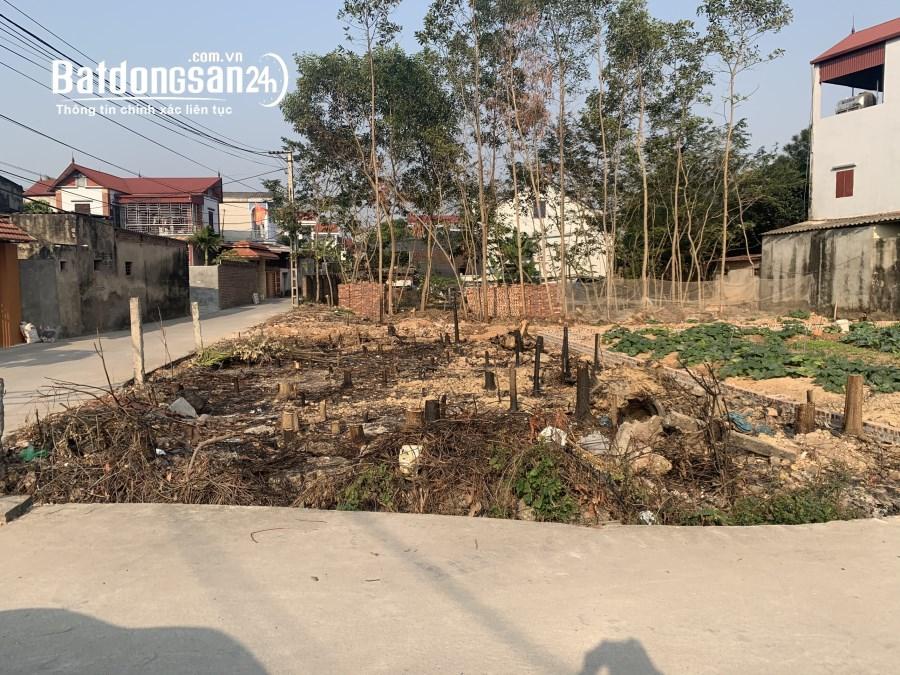 Bán ngay lô góc 110m gần KCN Nôi Bài, đường 6m ô tô tránh