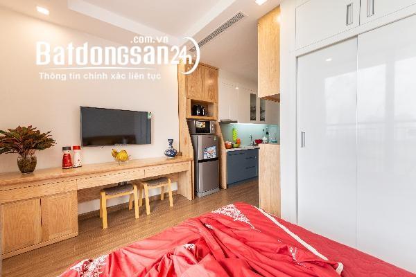 Bán căn hộ Studio 1.04 tỷ tại VH GreenBay - LH 0386898889