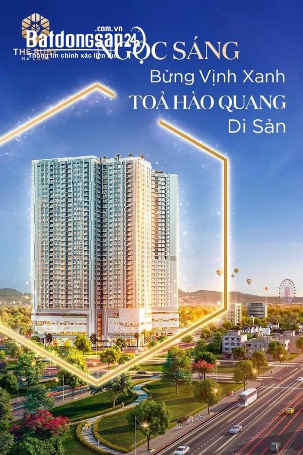 Bán căn hộ chung cư cao cao cấp The Ruby Hạ Long diện tích 74,5m2