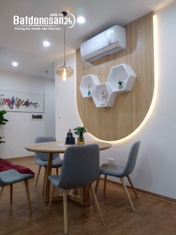 Chính chủ bán căn hộ 66m2 tầng trung tòa  N03 chung cư Bạch Đằng Trần Hưng Đạo