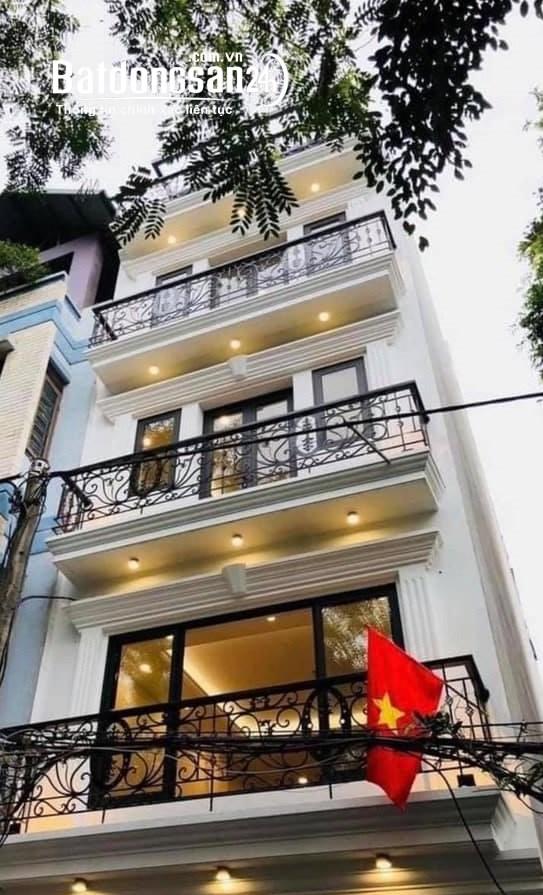Gấp! Bán nhà Trịnh Văn Bô, 100 m2, 5 tầng giá 6.7 tỷ ô tô 7 chỗ vào