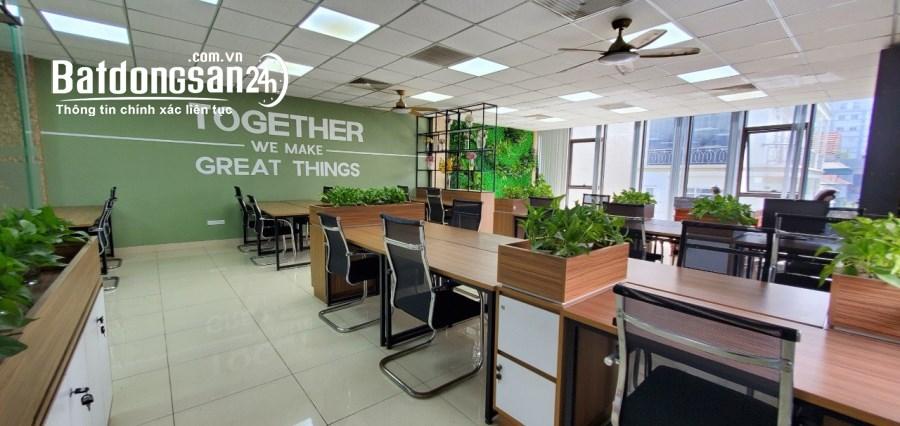 Cho thuê sàn văn phòng mặt phố Vũ Trọng Phụng- Nhân Chính- Thanh Xuân rộng 90m2