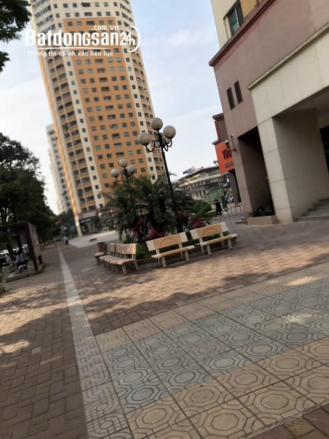Cho thuê căn hộ 24T2 Trung Hoà Nhân Chính đường Hoàng Đạo Thuý tầng cao 122m