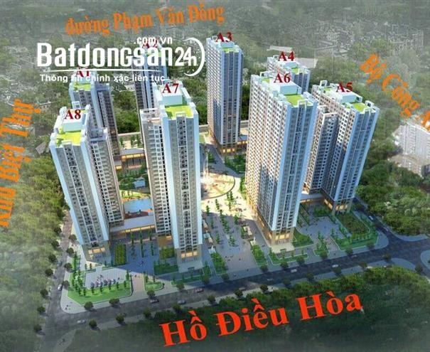 Chính chủ thay đổi chỗ ở cần bán gấp 3PN chung cư An Bình city - Phạm Văn Đồng