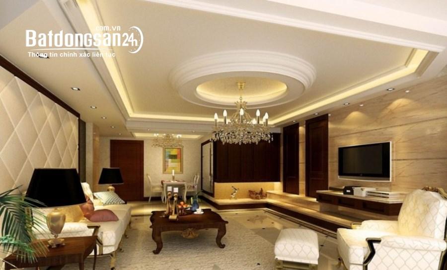 Cần biệt thự đẹp khu Lạc Long Quân 215 m2 giá 16,5 tỷ