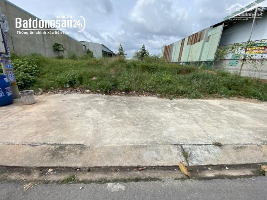 bán lô đất mặt tiền 150m2, thổ cư , ngay khu công nghiệp tân bình 2
