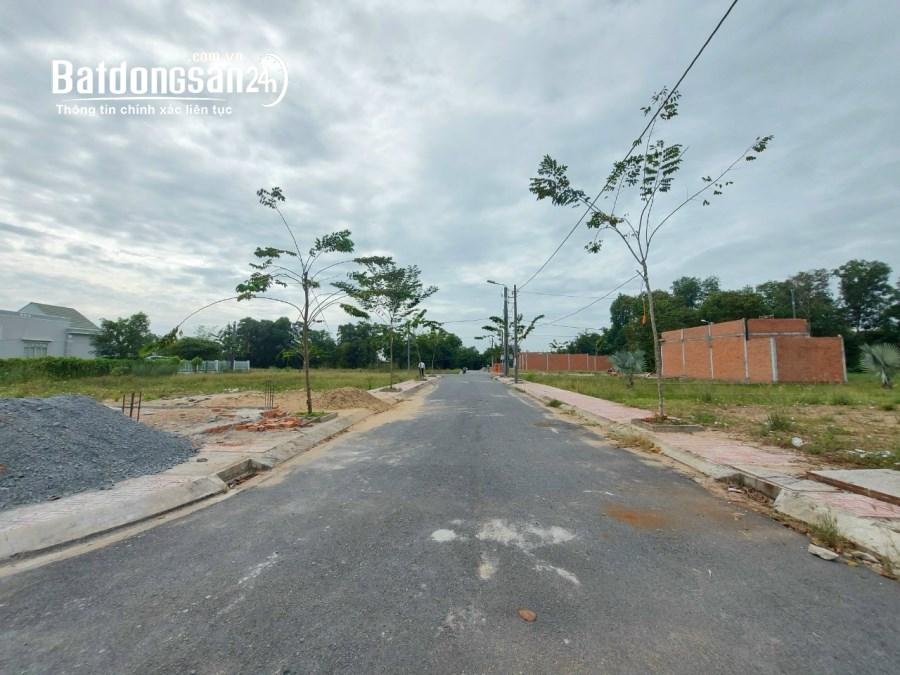 Bán đất nền phân lô Đường Đinh Đức Thiện, diện tích 100m2, giá 900 triệu/nền