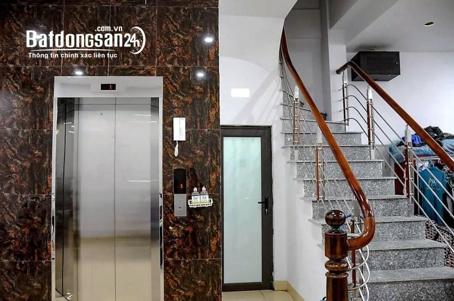 Nhà Lê Thanh Nghị 115m2 x 7T thang máy, 28 phòng, giá 18.5 tỷ