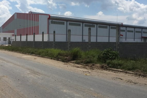 Cho thuê gấp xưởng Hải Hậu Nam Định