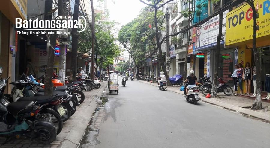 Siêu phẩm nhà Nguyễn Ngọc Nại 78m2 5T MT rộng-KD đỉnh-DT 100tr/th