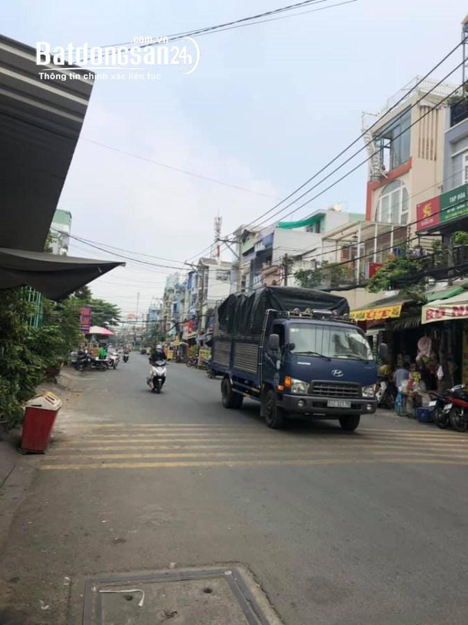 Bán nhà mặt phố Đường Lý Thánh Tông, Phường Hiệp Tân, Quận Tân Phú