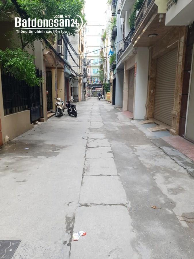 Nhà phố Nguyễn Khang , ngõ to,oto đỗ, Thông KĐT Yên Hòa, 73m2, 8,5 tỷ.