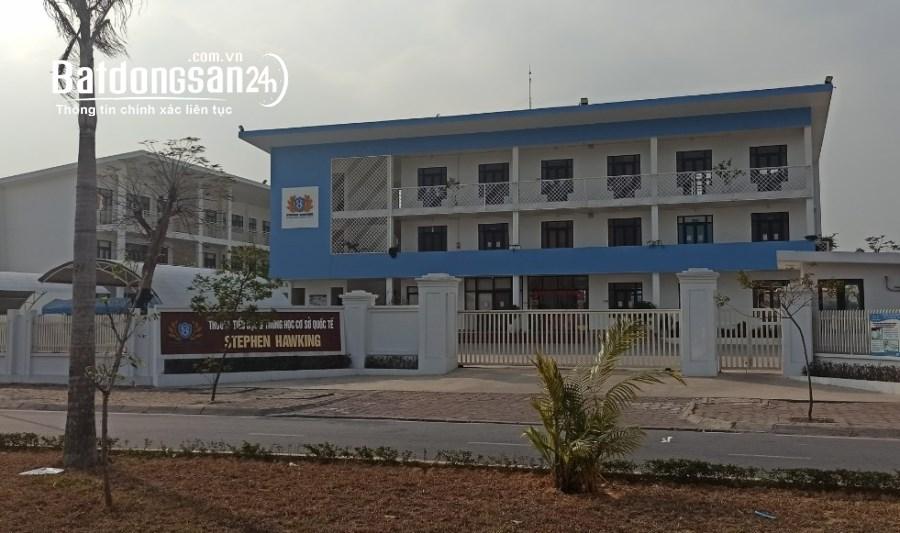 Bán đất gần Vincom Uông Bí, cạnh trường quốc tế, đường 17m giá chỉ 15 triệu