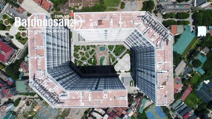 Cho thuê CC đẹp ở ngay trước Tết, Lô góc 3 mặt thoáng Mỹ Đình 86m2, 2PN